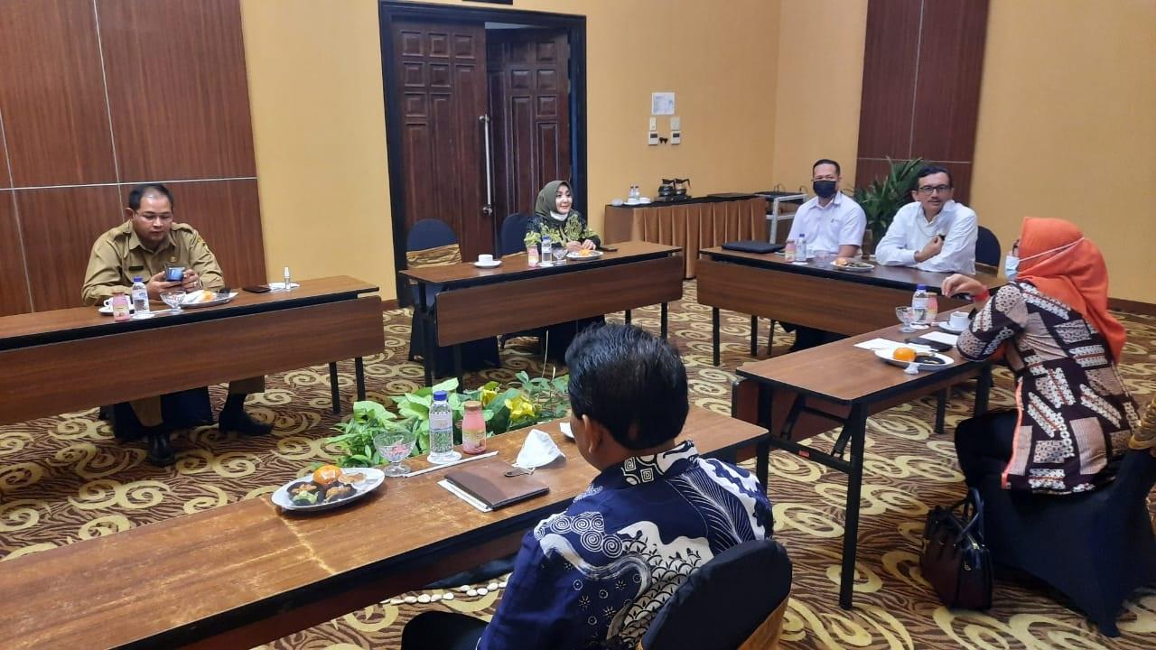 Kunjungan PT Jogjasolo Marga Makmur ke Pemerintah Daerah Kabupaten Kulon Progo