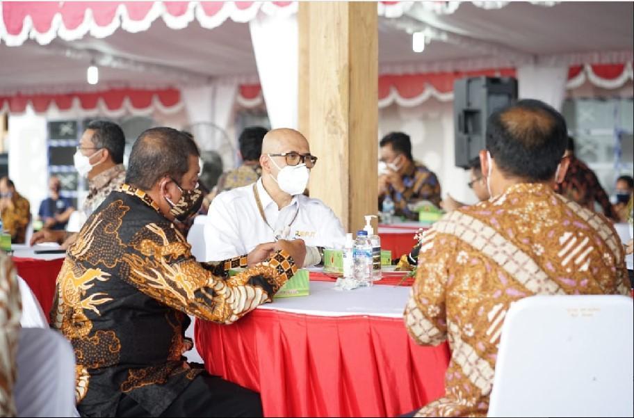 Tasyakuran Dimulainya Proyek Tol Solo-Yogyakarta-NYIA Kulonprogo