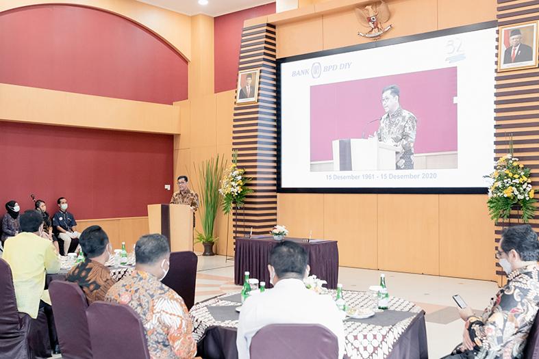 Sambutan dari Direktur Utama PT Jogjasolo Marga Makmur, Bapak Adrian Priohutomo