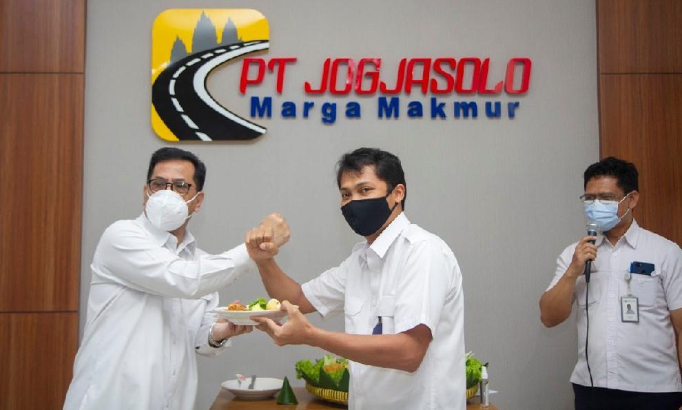 Syukuran Kantor PT Jogjasolo Marga Makmur di Yogyakarta
